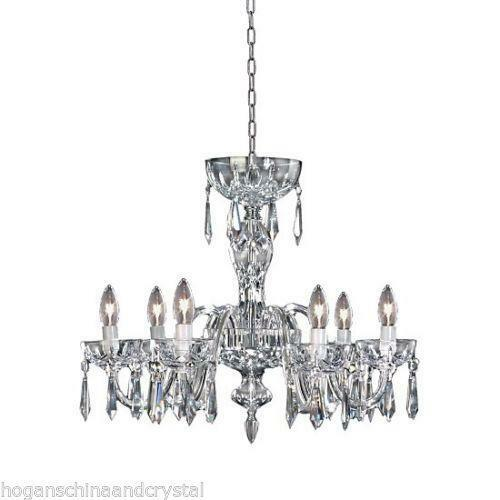 Waterford crystal chandelier ebay aloadofball Images