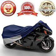 Yamaha Motorcycle Cover