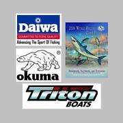 Daiwa Sticker