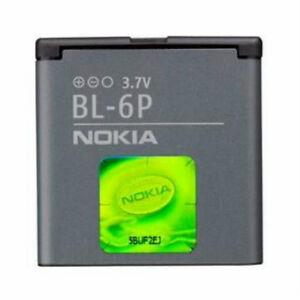 ORIGINAL NOKIA BL-6P BATTERY 6500 CLASSIC 7900 PRISM - NEW