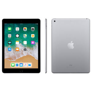 Apple iPad 9.7 32GB with Wi-Fi - Space Grey 6th Gen