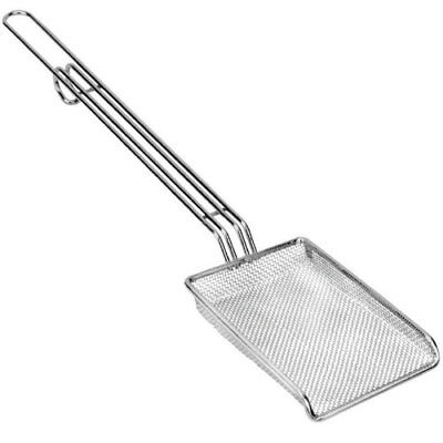 Fryer Scoop And Skimmer 4wx6d Basket