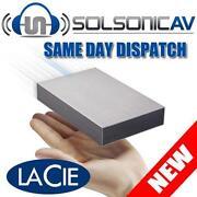 LaCie External Hard Drive