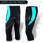 Ladies Padded Cycling Shorts