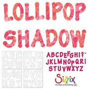 Sizzix Lollipop Alphabet