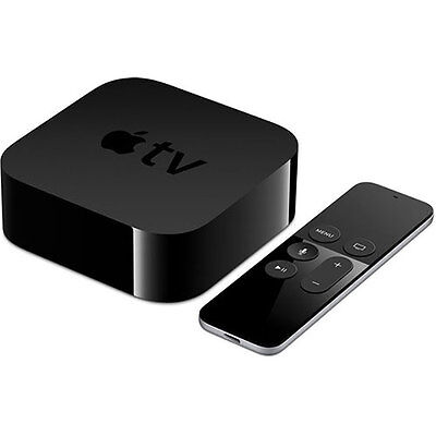 Apple TV 4th Generation Digital HD Media Streamer 64GB MLNC2LL/A HDMI