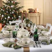 Tafelservice Weihnachten