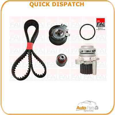 TIMING BELT KIT AND WATER PUMP FOR AUDI A3 1 9 08 00 05 03 114 TBK345 64381