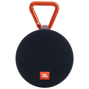 JBL Clip 2 Waterproof Wireless Bluetooth Speaker - Black