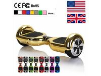 CHROME CERTIFIED SEGWAY - Hoverboard Smart Balance Wheel Scooter - FREE DELIVERY