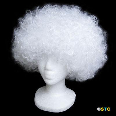 Wig Afro Wig Afro White Einstein Old Person Fuzzy Forum