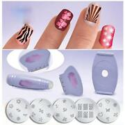 Nail Art Stamp Set