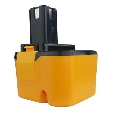 Ryobi compatible 12v 2.0AH Ni-CD Battery 1400143 1400652 4400005 CTH1201 CTH1202 (Compatible Ryobi Power Tool Battery)