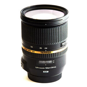 Tamron SP 24-70mm F/2.8 Di VC USD Lens A007 For Nikon D800 D600 D700 D5200 D7100