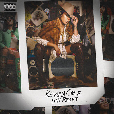 Keyshia Cole   11 11 Reset  New Cd  Explicit