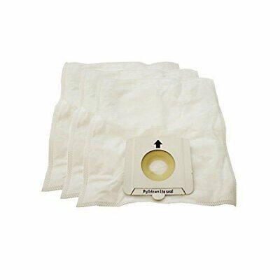 Bissell 42Q8 Opticlean Canister Vacuum Bags, 3 bags per pack