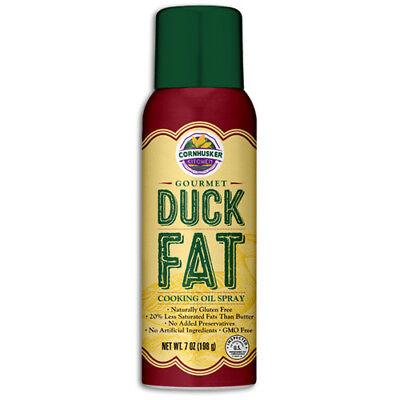 Gourmet Duck Fat Cooking Oil Spray - Gluten Free
