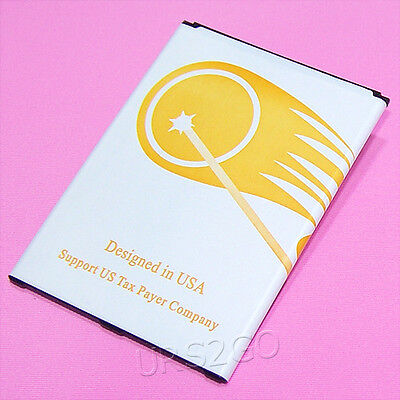 5090mAh Extended Slim Grade A+ Battery for Samsung Galaxy Mega I527 I9200 I9205
