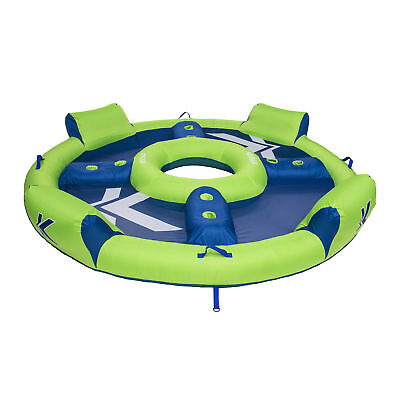 Kelsyus 80108 Big Nauti 4-Person Inflatable Pool Float Tube