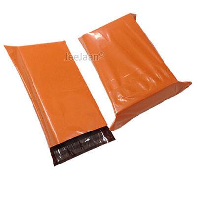 Orange Postal Bags Mailing 10