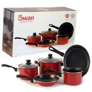 Stainless Steel Non Stick Saucepan Set