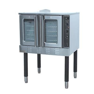 New Gas Convection Oven Adcraft Bdcof-54ng 6292 Commercial Bakery Etl Nsf Bake