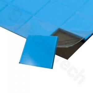 Pulse Modding 10mm x 10mm x 1mm Thermal Conductive Pad : Pack of 30