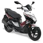 Kymco Agility scooters EURO4 vanaf €1.699,- ALL-IN
