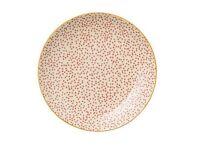 Bloomingville porcelaine plates