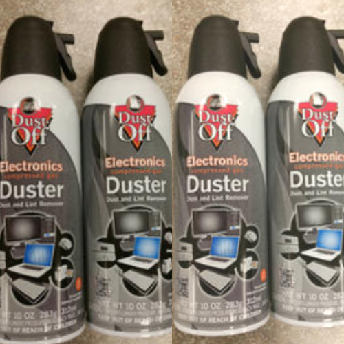 Dust-Off DPSXL4 Disposable Duster, 10 oz. - Pack of 4