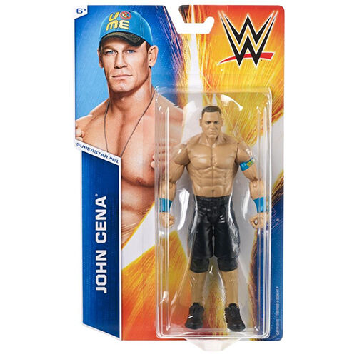 WWE Mattel Basic Series 55 John Cena #61 Wrestling Action Figure