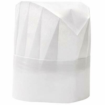 24-pack Bulk Paper Chef Hats For Kids And Adults Baker Cooking Kitchen Party P