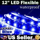 Blue Interior LED Strips