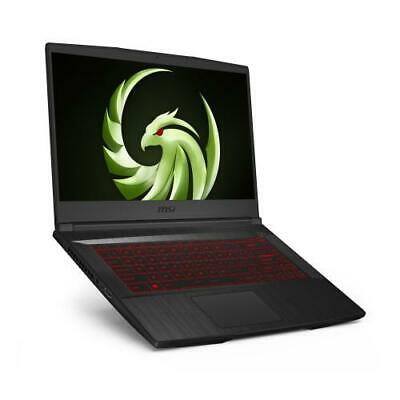 MSI Bravo 15 15.6 Gaming Laptop AMD Ryzen 7-4800H 16GB RAM 512GB SSD Radeon RX5