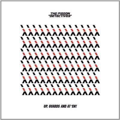 The Pigeon Detectives-Up Guards And At `Em!  VINYL NEW