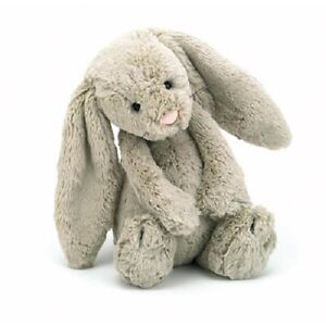 JELLYCAT BASHFUL BUNNY RABBIT  NEW ULTIMATE PLUSH TOY