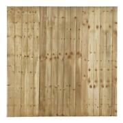 Tanalised Fence Panels