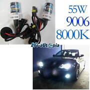 9006 HID Bulbs 55W