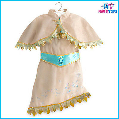 Disney Pocahontas Costume for Kids sizes 4-8 brand new with tags
