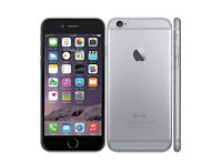 iphone 6 plus 128 Space Grey Factory Unlocked -- Almost New Condition
