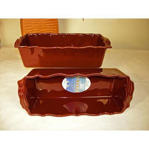 Ceramic Loaf Pan Kitchen Dining Amp Bar Ebay