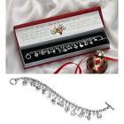 Snap Silver Fashion Charm Bracelet with Charms Bracelets