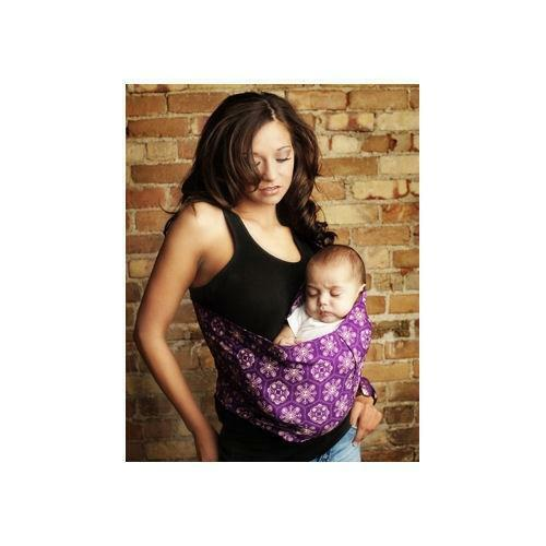 How to wear snugli baby carrier