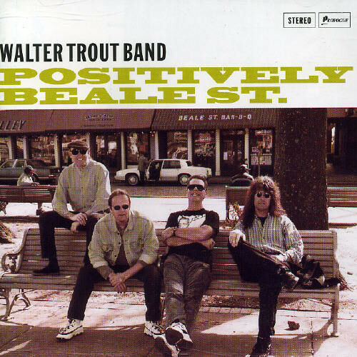 Walter Trout, Walter - Positively Beale Street [New CD]