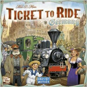 Selling -- Ticket to Ride: Germany