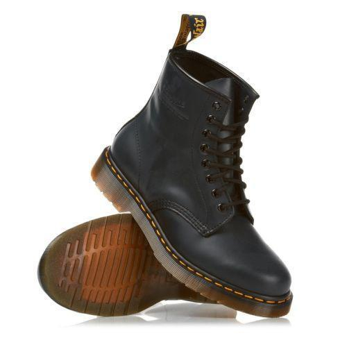 black doc marten boots ebay