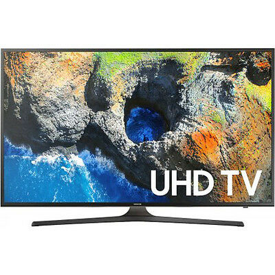 $697.99 - Samsung 55 Inch 4K UHD Smart TV / Smart Remote / WiFi / 2017 Model | UN55MU6300