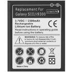 Samsung Galaxy S3 i9300/i9305 High Capacity Battery Batterij
