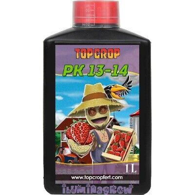 PK 13-14 1L Abono Potenciador de Floracion , Fertilizante TOP CROP