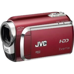 Camcorder by JVC - Everio Model